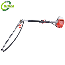 Advanced 2 Stroke 26cc Cordless Gas Hedge Trimmer for Mushroom Shaped Tree