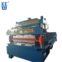 Keyu New Condition used metal roof panle roll forming machine