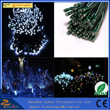 High Quality String Line Decoration Garden Christmas Wedding Fairy Party Outdoor Solar String Light For Christmas Light