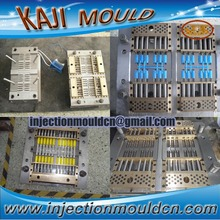 Injection mold manufacturing plastic dripper mould agricultural dripper mould high precision plastic injection