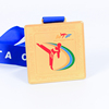 cheap wholesale A-grade die-cast custom making awards metal sports medal