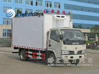 2,000-8,000kg ice cream vans,side wall trucks,refrigerator small trucks
