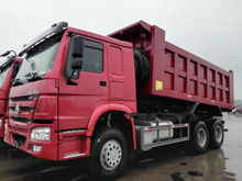 Cheap china dump truck 40 ton dump truck as good as scania tipper
