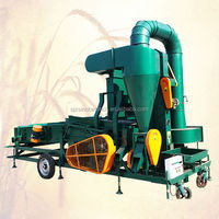 Wheat seed cleaner wheat cumin coriander cleaning machine