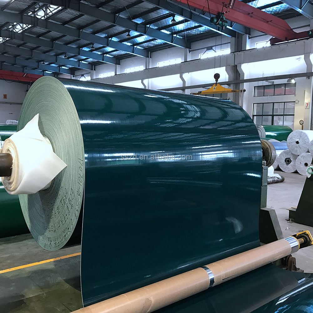ISO/SGS Certificated New Flat PVC Conveyor Belt China Manufacturer
