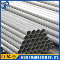 Welded and Seamless 201 Stainless Steel Pipe