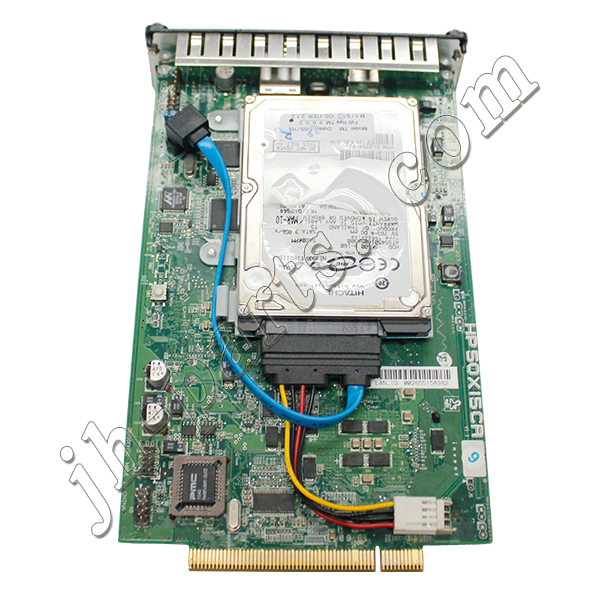 Q6683-67030 Q6683-60193 For DesignJet T1100 T610 Formatter Board With HDD