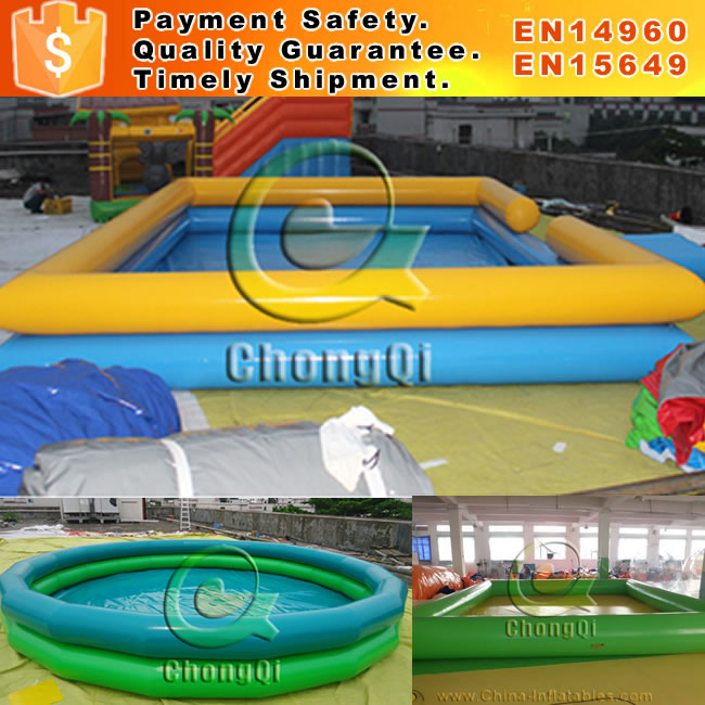 Hot Sale Large Inflatable Swimming Pool For Adult With Kids Inflatable Swimming Pool Buy