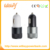 Promotional gift OEM cheap price dual usb car charger with LED indicated light
