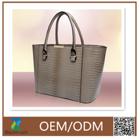 2016 new design ODM&OEM welcome tote bag for lady suit for ladies