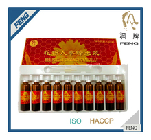Beauty & immune system Function and Oral Liquid Dosage Form bee pollen ginseng royal jelly