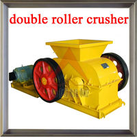China Factory High Effective Small Double Roller Lignite Crusher