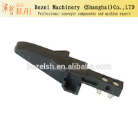 connector for chain guide top chain track connecting joints chain guide strip connector conveyor parts