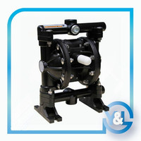 Y&L (China) high pressure air diaphragm pump metal membrane pump