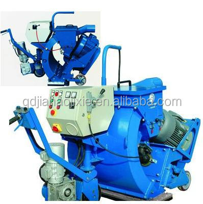 Concrete Road Surface Shot Blasting Cleaning Machine /bridge rust cleaning equipment.