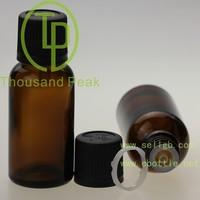 Attractive price 100ml amber essential oil dispenser glass bottle