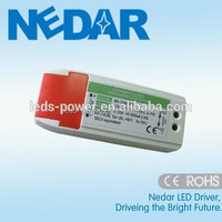 High quality 0-10V led Dimmable drivers 36W 300mA for Indoor LED lighting