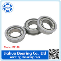 MF148 open Miniature deep groove ball bearing