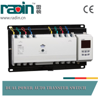 RDQ3NMB 16A-1250A Genset Automatic Transfer Switch (ATS)