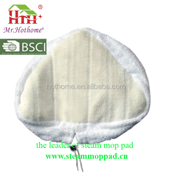 Microfiber,Microfiber Material And Kitchen Application Cleaning Mop Cloth,Steam Mop Pads Manufacturer