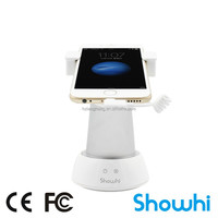 Showhi Electronic store security desktop burglar display stand for cellphone TSE84