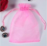 Custom organza bag/ wholesale pouch bag