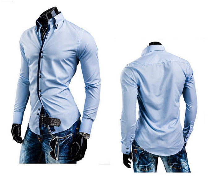 Design Button Up Shirts for Men