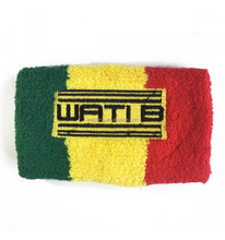 Wholesale custom sport cotton wristband with zipper pocket terry cotton cheap custom sweatband
