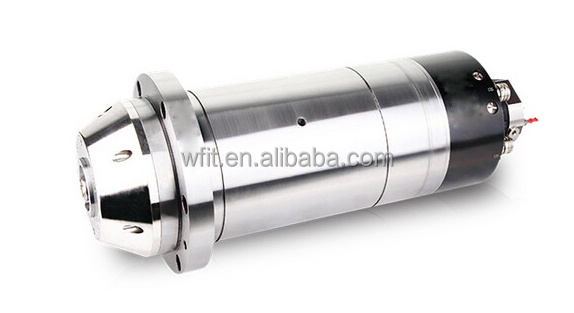 High frequency HSK 63A 500-6000rpm ATC spindle motor