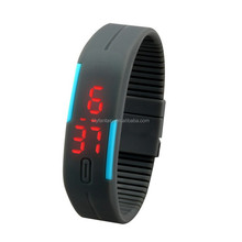 Factory Price Customized LED watch,Wholesale Fashion Bracelet Watch can custom any logo