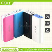 GF-802, External Portable Power Bank /Mobile Power Supply/ emergency charger