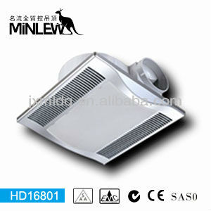 Square Ceiling/Kitchen/Bathroom/ Exhaust Fan/Ventilating Fan HD16801 With SAA ,CE Certificate