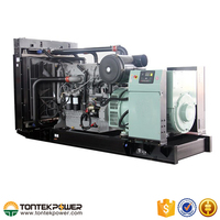 550kw Electrical Three Phase Diesel Genset