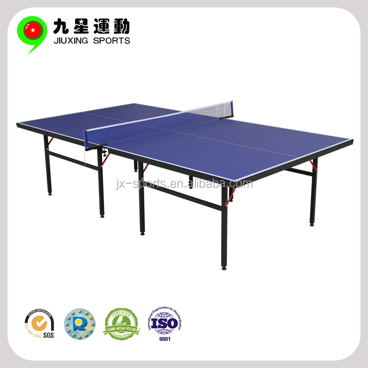 International Standard Size Ping Pong Table Carb Mdf Table Tennis .