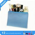 2016 OEM welcome solid color stock cosmetic bag