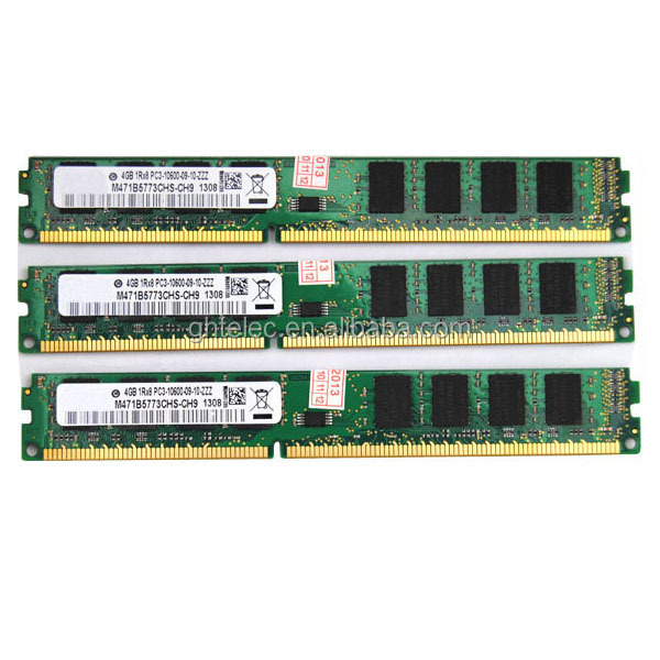Stock 1333mhz ddr 3 ram 4 gb