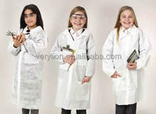 NONWOVEN KIDS DISPOSABLE LAB COAT