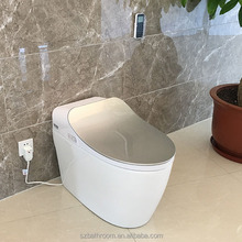 ceramic automatic flush toilet bowl smart cover seat wc toilet Intelligent toilet