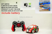 2015 Hot Selling ! Cheap !4ch mini stunt rc car toys for kids