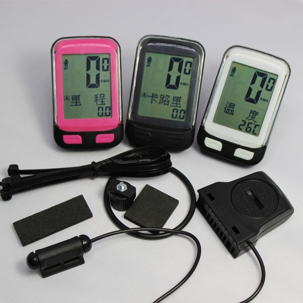 Rohs And Ce Best Cycle Computer Cadence Wireless Bicycle ...