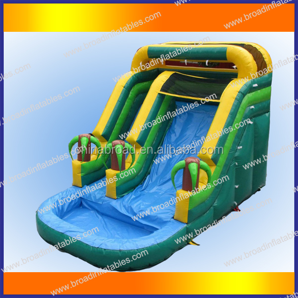 Durable swimming pool <strong>slide</strong>,inflatable tunnel water <strong>slide</strong>
