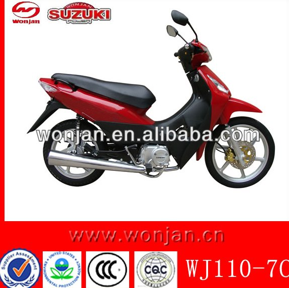 Cheap price of 110cc motorcycle in china new styles( WJ110-7C )