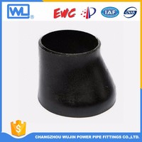 Galvanized 316L concentric reducers pipe fitting