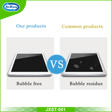 high quality anti - UV anti-shock tempered glass screen protector for ipad mini