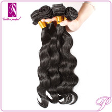 Ali 3pcs lots sell peruvian unprocessed virgin body wave hair bundle bresilienne