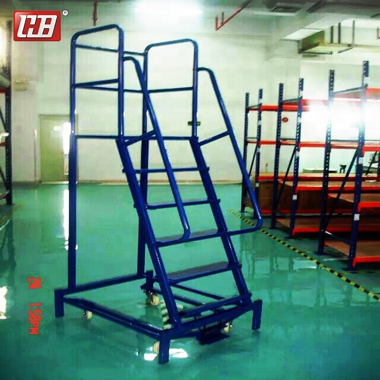 Maintenance Platform Ladder Outdoor Industrial Steel Portable Stairs   Buy  Portable Stairs,Steel Stairs,Platform Ladder Product On Alibaba.com