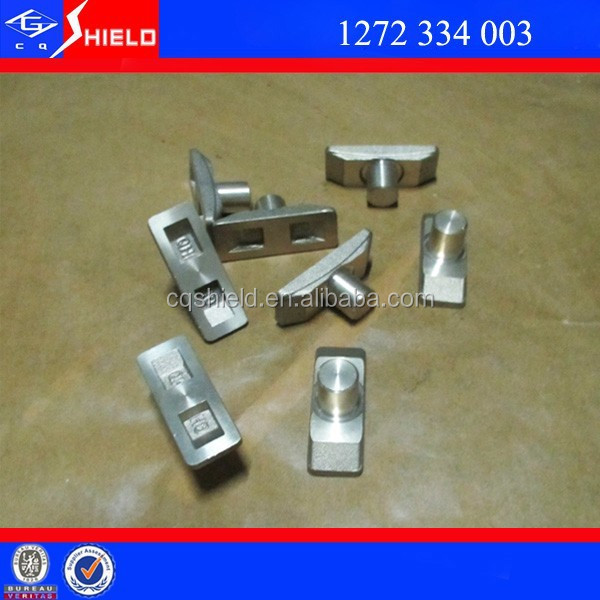 Manual Truck Gearbox Parts Sliding Pads Used for ZF S6-160,S6-90 Truck Spare Parts to Dubai ,1272 334 003(1272334003)