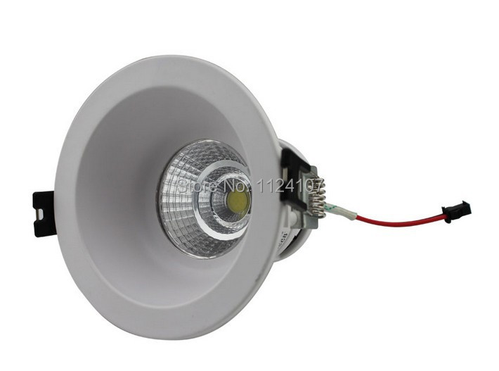 High power light source, Integrated chip AC85-265V COB 3W LED down light High CRI,Brighter,Long lasting, 2-year warranty T859503