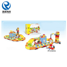 PC104841,Kids Educational Toy Electrical Engineering Theme Plastic Building Blocks Toys ,140+pcs,Electrical Building Blocks