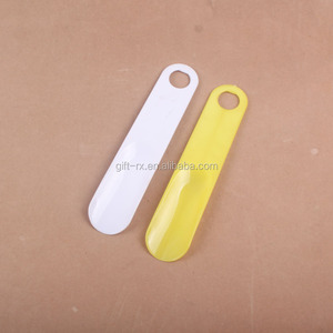 Plastic Cheap Logo Customized Shoehorn